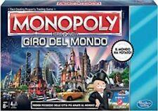Monopoly - Giro del Mondo  giochi da tavolo società