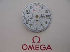 Brand New Omega Speedmaster Automatic Reduced Chronograph White Dial - 3513.33