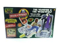 Vintage 1996 Creepy Crawlers The Vampire & The Werewolf House of Horrors