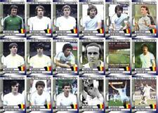 Anderlecht 1978 European Cup winners Cup Winners football trading cards