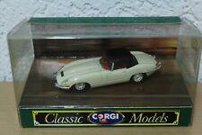 Corgi 96042 Jaguar E-Type Soft Top 1:43 Box