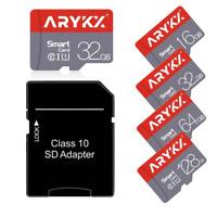 Micro-SD Card Memory Storage SD XC UHS-I TF Flash Card Class 10 64GB 32GB 16GB
