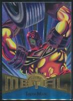 1995 Marvel Metal Trading Card #23 Iron Man