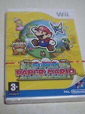 Super Paper Mario (Nintendo Wii, PAL)