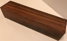 Bolivian Rosewood Timber 3x3x12 Woodturning Pau Ferro Morado Hardwood Lumber