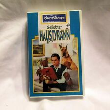 Walt Disney - Geliebter Haustyrann mit Dean Jones / Suzanne Pleshette - VHS