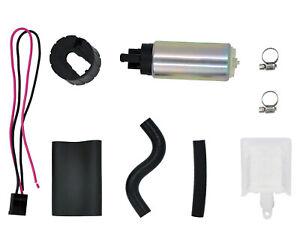 GSS341 255LPH Fuel Pump Fits 90-93 Acura Integra 88-91 Honda Civic High Pressure