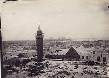 Tunisie Maghreb Vintage argentique ca 1900