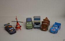 15 ) Disney Pixar Cars Set 6 Cars Autos aus Metall