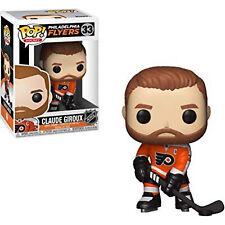NHL Philadelphia Flyers FUNKO POP Hockey su ghiaccio CLAUDE Giroux Figura in vinile #33