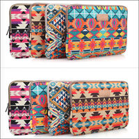 "Lozenge Pattern Laptop Carry Sleeve Bag Case for MacBook 12"" Air Pro 11"" 13"" 15"""