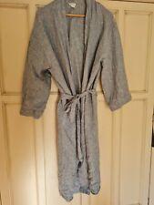 H&M Llinen Unisex Kimono Bath Gown Size S M