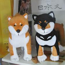 Shiba inu plush toy - Black and tan