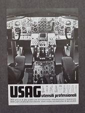 G293-Advertising Pubblicità - 1981 - USAG UTENSILI PROFESSIONALI