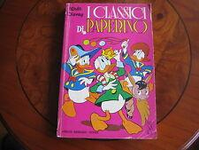 CLASSICI WALT DISNEY PRIMA SERIE - I CLASSICI  DI PAPERINO - APRILE 1963 OTTIMO+
