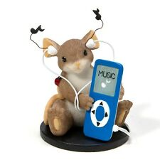 CHARMING TAILS MOUSE w/MP3 PLAYER  & EARPHONES ALL TUNED IN PROTOTYPE