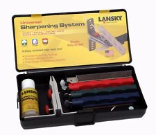 Lansky Universel Couteau Affûtage système: Bushcraft chasse