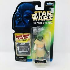 ISHI TIB Star Wars The Power of the Force Action Figure Kenner 1997