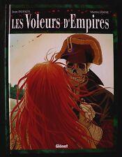 Les Voleurs d'Empires T1 - Jamar & Dufaux - Eds. Glénat - 1993 - EO