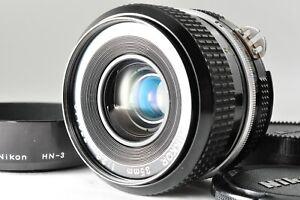 """""""MINT"""" Nikon Ai NIKKOR 35mm f/2.8 Wide Angle MF Prime Lens w/Hood NN-3 Japan✈️"""