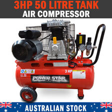 NEW Belt Driven 3 horse power 12CFM Air Compressor Portable 300L/min