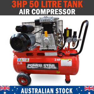 NEW Belt Driven 3 horse power 12CFM Air Compressor Portable 300L/min