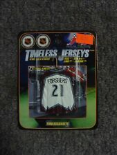 Timeless Collection Jerseys Magnet - Peter Forsberg #21 Colorado Avalanche