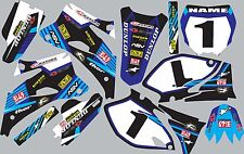 Graphics for 2006-2009 Yamaha YZ250f 450f YZF 250 450 Decal fender shrouds
