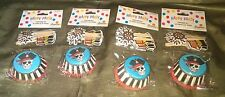 Happy Party Pirate Cupcake Cups Set of 96 Cups