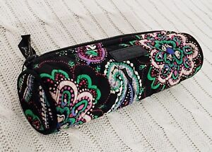 Vera Bradley On A Roll Case Kiev Paisley Pencil Case Cosmetic NWT MSRP $18