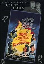 Abbott and Costello Meet Frankenstein [New DVD] Full Frame, Slipsleeve Packagi