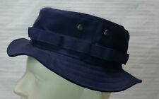 Recce Hat Boonie - navy blue / dark blue - Made in Germany -