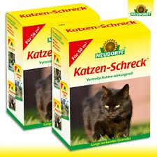 Neudorff 2 x 200 g Katzen-Schreck   Vertreibt Katzen ohne sie zu schädigen