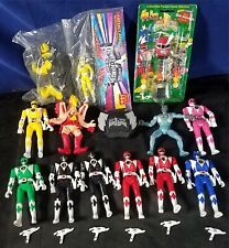 POWER RANGERS Action Figure lot/collection/vintage/McDonalds(new)/Putty Patrol