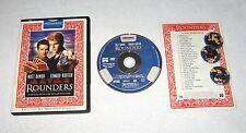 Matt Damon ROUNDERS Edward Norton EXCELLENT CONDITION Malkovich Janssen Mol W/S