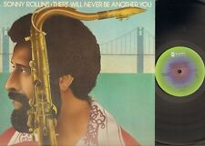 SONNY ROLLINS There will never be another you  LP LIVE  1978 USA Impulse ABC