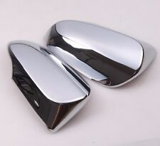 2pcs Chrome Car Side Rearview Mirror Cover For Toyota Corolla ALTIS 2013-2015