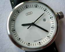 Audi Classic Line Racing Sport Car Accessory Swiss Movt Made in Germany Watch