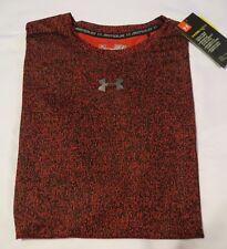 Men's UNDER ARMOUR MEDIUM HeatGear CoolSwitch Short Sleeve Shirt 1297893 601