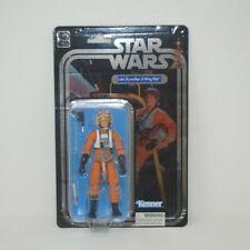 """Star Wars Celebration 40th Luke Skywalker X-Wing Pilot 6"""" Figure Black Series"""