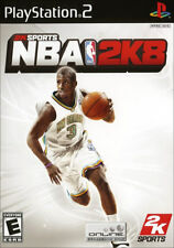 NBA 2K8 PS2 New Playstation 2