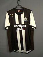 Newcastle United Jersey Home Size XL Shirt Mens Trikot Camiseta Maglia Puma ig93