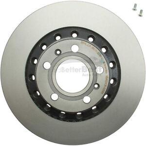One New Brembo Disc Brake Rotor Rear 09A26911 Audi Volkswagen VW