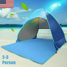 New listing US Pop Up Beach Tent Sun Shade Shelter Outdoor Camping Fishing Canopy Portable