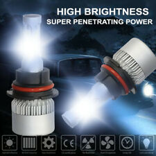 New listing 2x 9007 Led 1800W 270000Lm Headlight hi-lo beam For Ford Ranger 96-11 F150 96-03