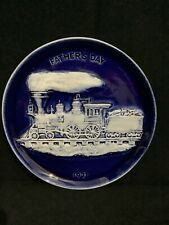 Royal Rockwood Fathers Day Plate June20 1971 Limited Edition The General 1862