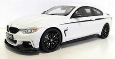 GT Spirit 1/18 Scale resin - GT710 BMW 435i M Performance white / black
