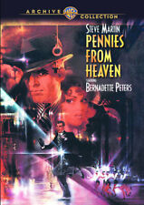 Pennies From Heaven (1981 Steve Martin) DVD NEW