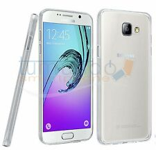FUNDA de GEL TPU FINA ULTRA-THIN 0,3mm TRANSPARENTE para SAMSUNG GALAXY A5 2016