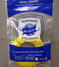 New Bluestar Small Round YELLOW Fleece Eyepiece Eye Cushion Viewfinder Arri RED